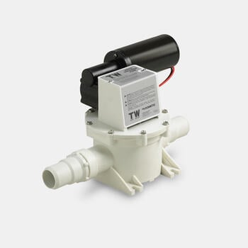 T-Series Waste Discharge Pump, 24V DC - Discharge Pump