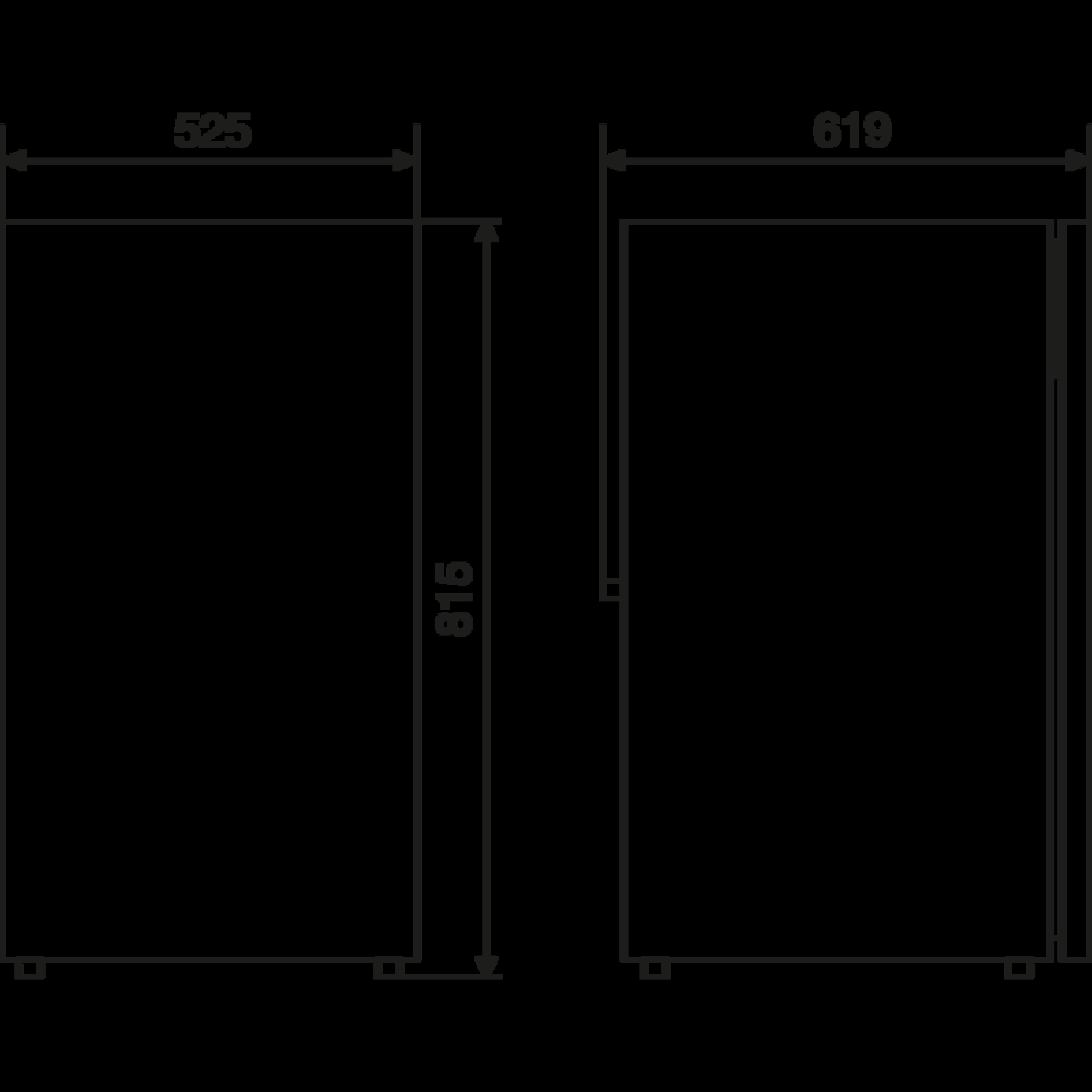 CRX 140 Dimensions
