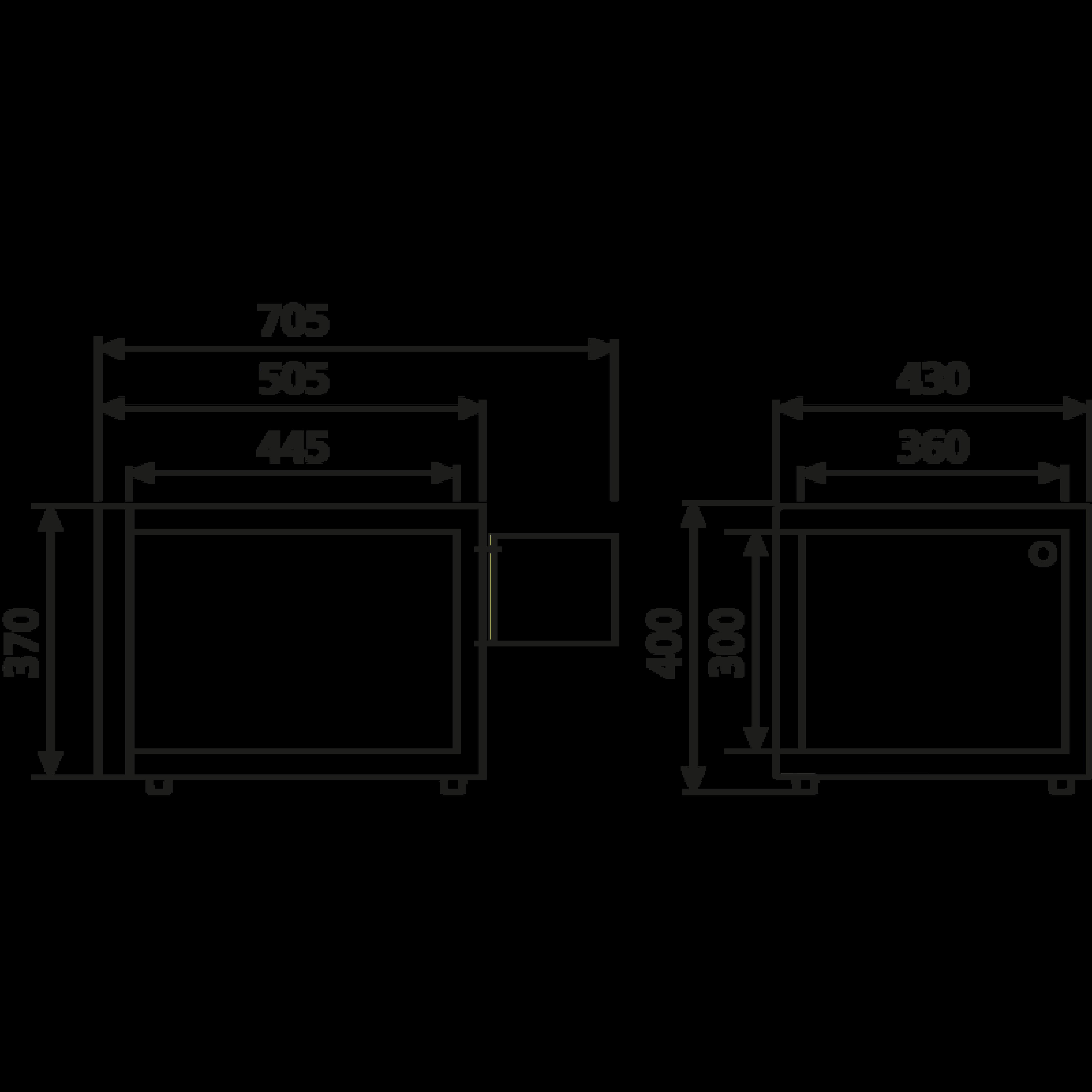 RHD 50 Dimension Drawing