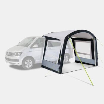 Dometic Sunshine AIR Pro VW Side Panel Set - Conjunto de parede lateral para Sunshade