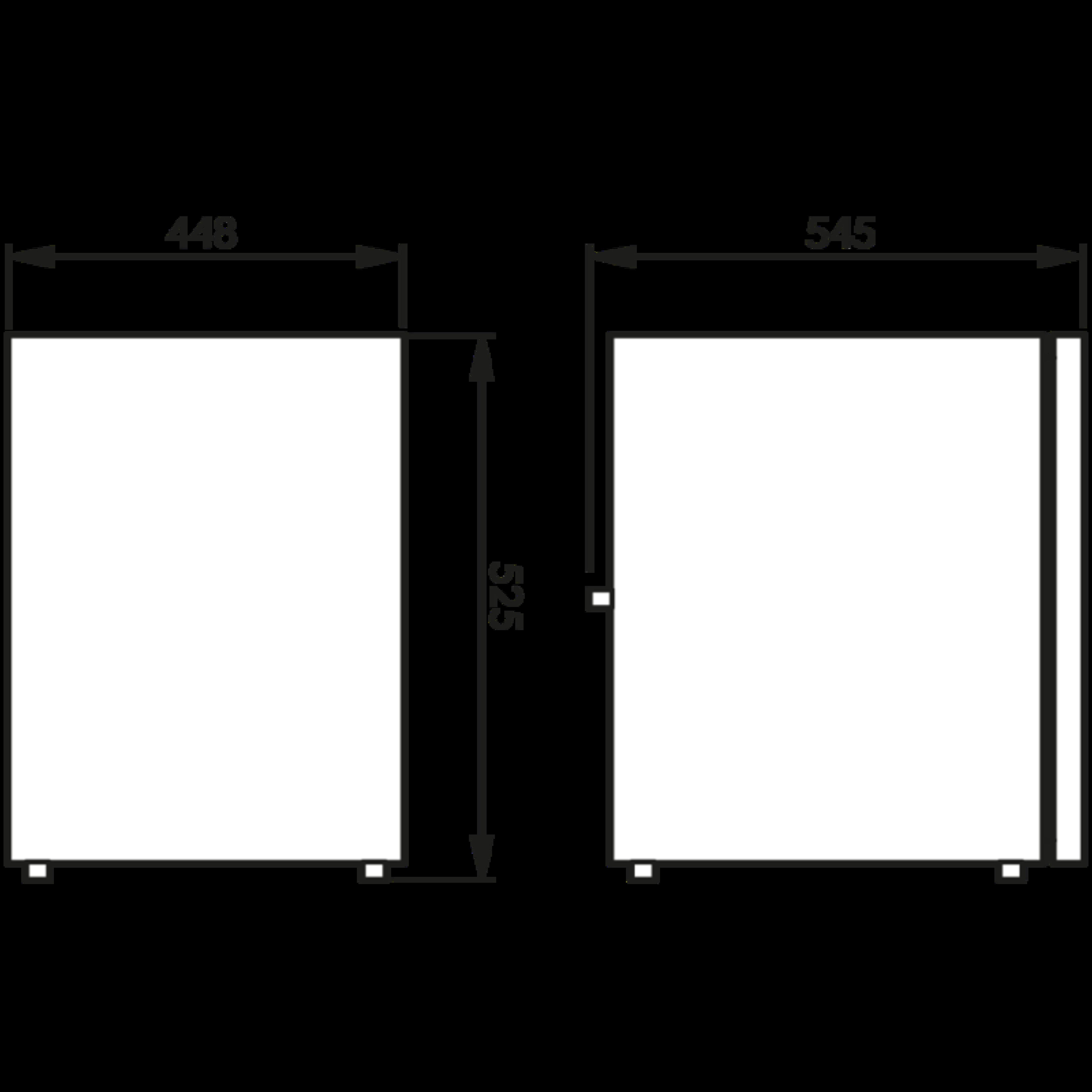 CRX65 Dimensions