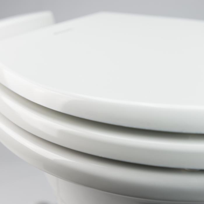 Fine Dometic 310 Toilet Standard 18 Height White Short Links Chair Design For Home Short Linksinfo