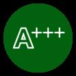 A+++ Energy Efficiency Class